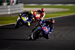 Маверік Віньялес, Yamaha Factory Racing; Валентино Россі, Yamaha Factory Racing