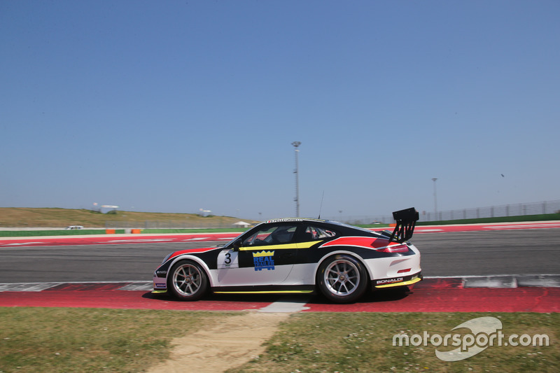 Simone Pellegrinielli, Bonaldi Motorsport