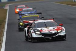 #16 Team Mugen Honda NSX-GT: Hideki Mutoh, Daisuke Nakajima