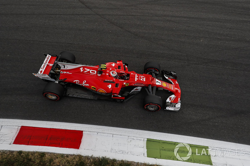 5. Кімі Райкконен, Ferrari SF70H - 138
