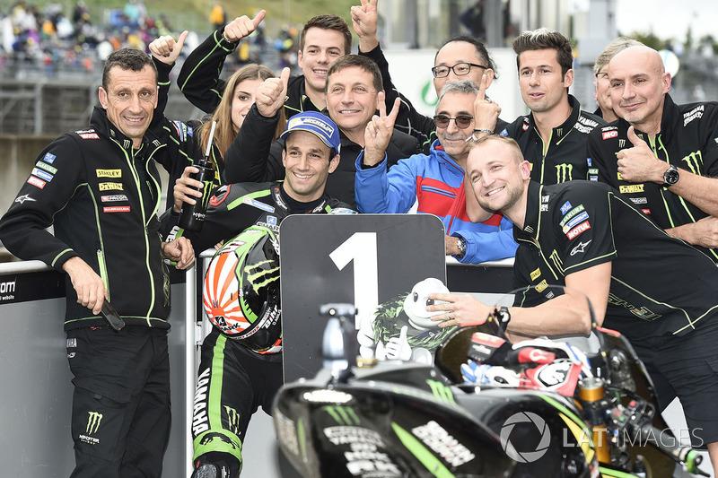 O sábado em Motegi teve como grande vencedor o francês Johann Zarco. O piloto se aproveitou do erro estratégico de Marc Márquez e cravou sua segunda pole no ano de estreia na MotoGP.