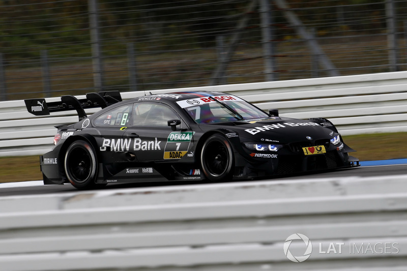 10. Bruno Spengler, BMW Team RBM, BMW M4 DTM