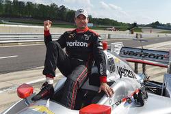 Polesitter: Will Power, Team Penske, Chevrolet