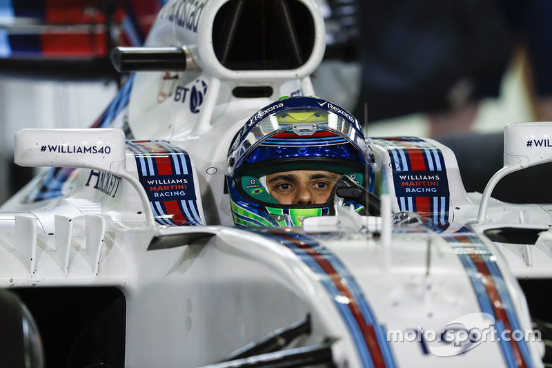 Felipe Massa, Williams