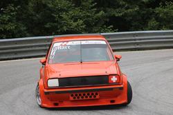 Marc Buchser, VW Polo, Equipe Bernoise