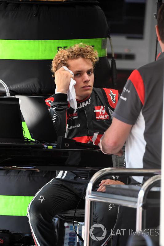 Сантіно Ферруччі, Haas F1 Team