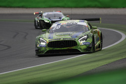 #20 SPS Automotive Performance Mercedes AMG GT3: Valentin Pierburg, Tom Onslow-Cole