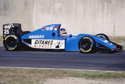 Franck Lagorce, Ligier JS39B Renault