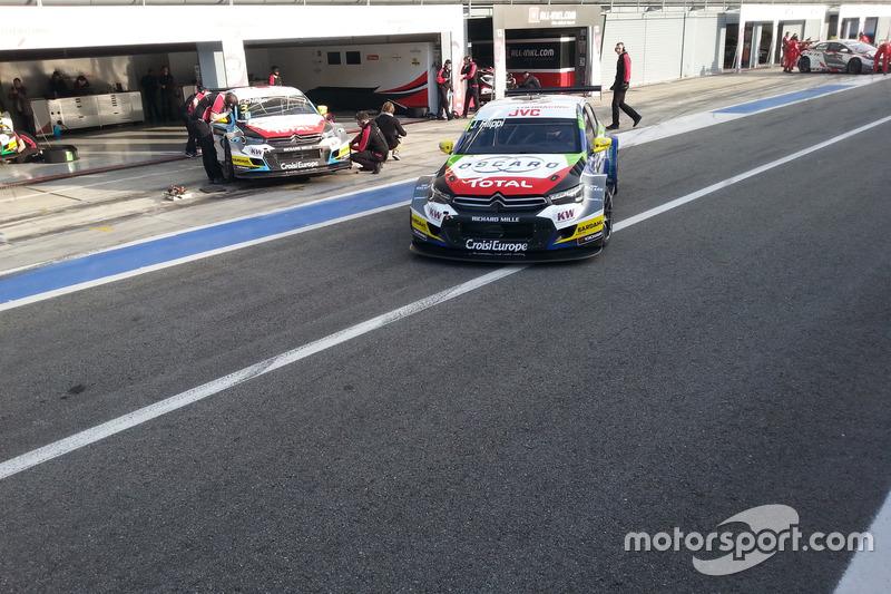 Box Sebastien Loeb Racing