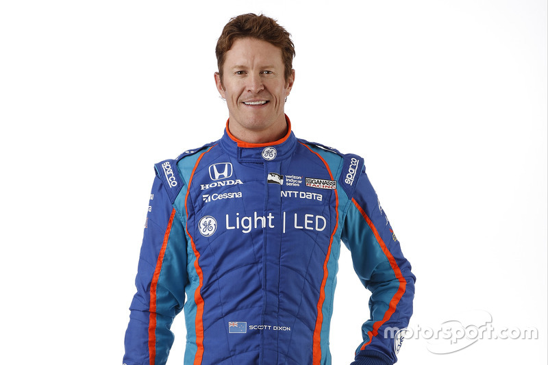 #9 Scott Dixon, Chip Ganassi Racing Teams / Honda