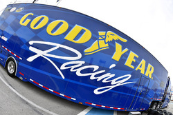 Goodyear Racing hauler