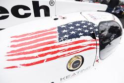 #43 Keating Motorsports Riley MK30 Gibson: Ben Keating, Jeroen Bleekemolen, Ricky Taylor detail