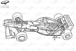 Ferrari F310 (648) 1996 detailed overview