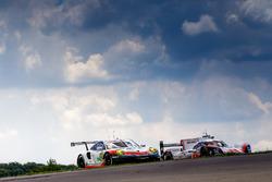 #92 Porsche Team Porsche 911 RSR: Майкл Крістенсен, Кевін Естр, #2 Porsche Team Porsche 919 Hybrid: Тімо Бернхард, Ерл Бембер, Брендон Хартлі