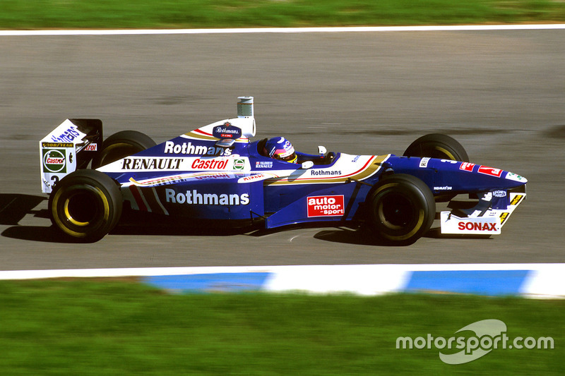 #3 : Jacques Villeneuve, Williams FW19
