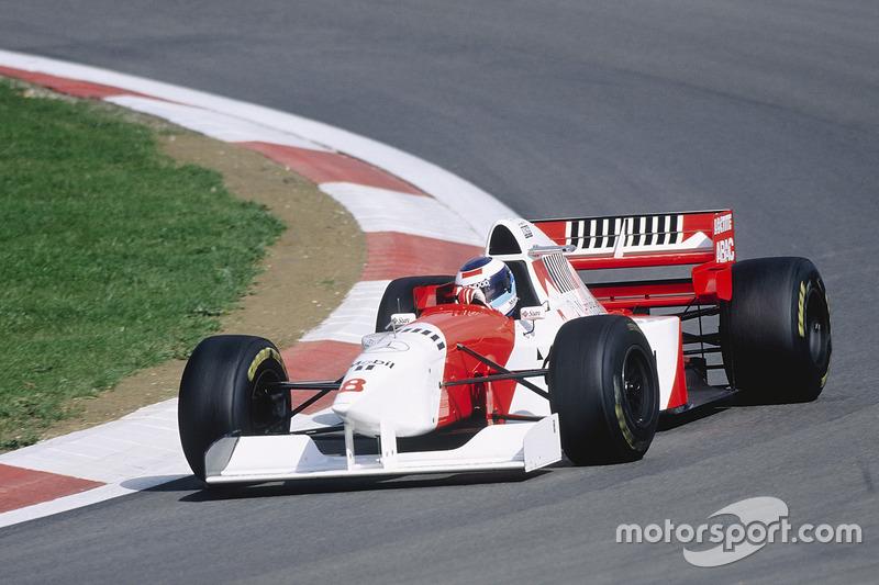 1995. McLaren MP4/10C Mercedes