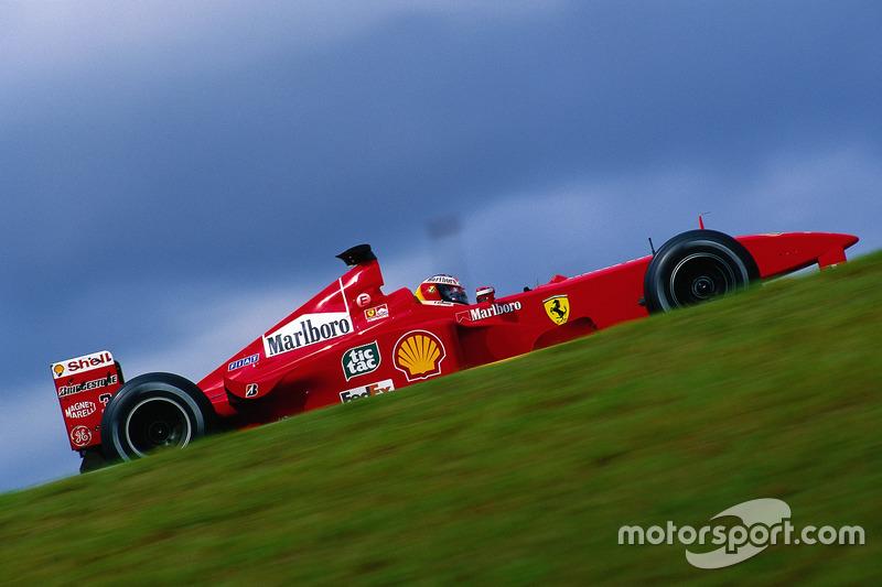 Міхаель Шумахер, Ferrari