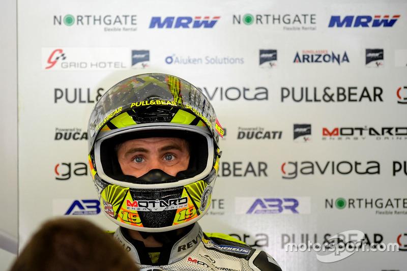 Альваро Баутіста, Aspar Racing Team