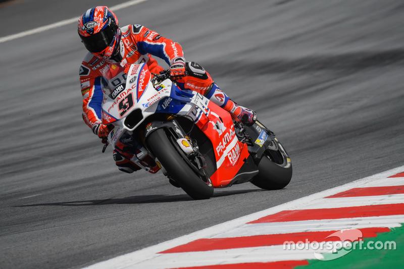 5. Danilo Petrucci, Pramac Racing
