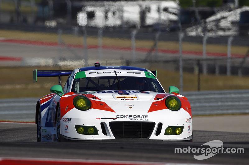 54 Core Autosport Porsche 911 Gt3r Jon Bennett Colin Braun Op