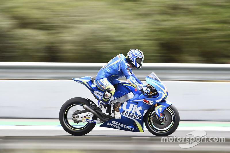 23. Takuya Tsuda, Team Suzuki MotoGP