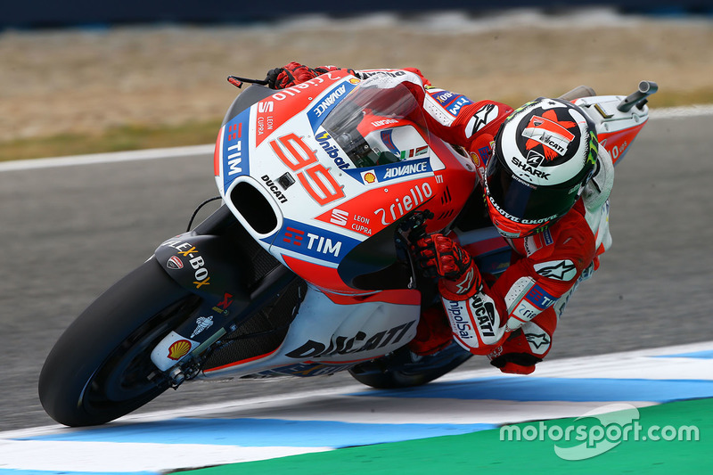 8. Jorge Lorenzo, Ducati Team