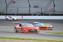 #77 TA Ford Mustang, Tim Rubright, BKA Racing