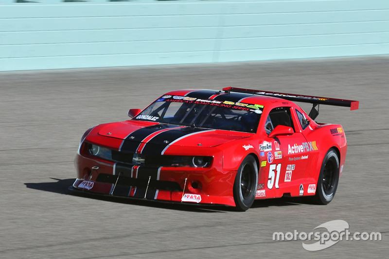 #51 MP1B Chevrolet Camaro driven by Joe Gonzalez of ACAR 4U Racing