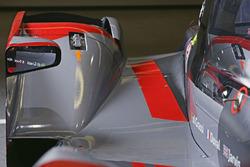 Detail, #8 Audi Sport Team Joest Audi R18