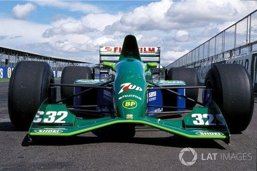 10 ans de Jordan en Formule 1
