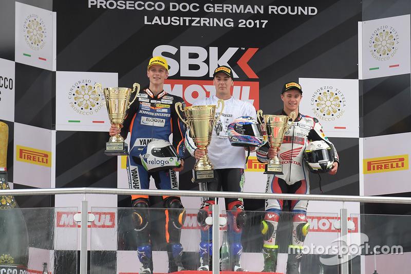 Podium: 1. Markus Reiterberger, BMW