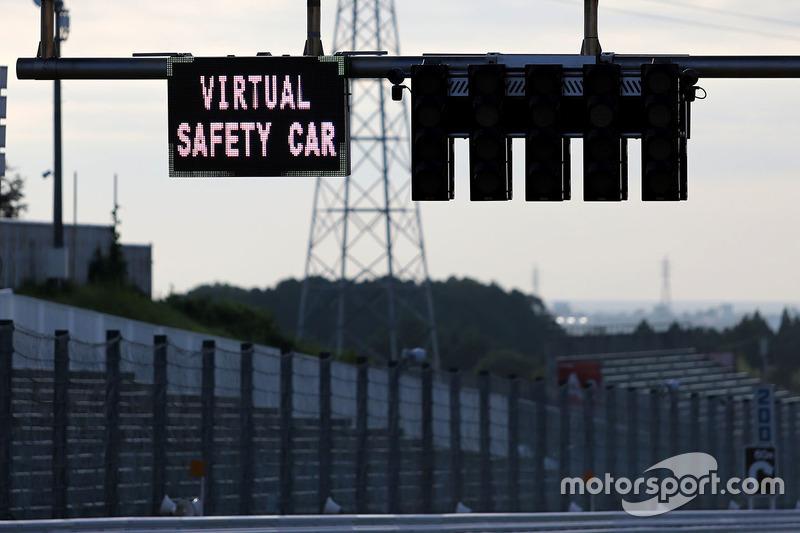 سيارة الأمان الإفتراضية