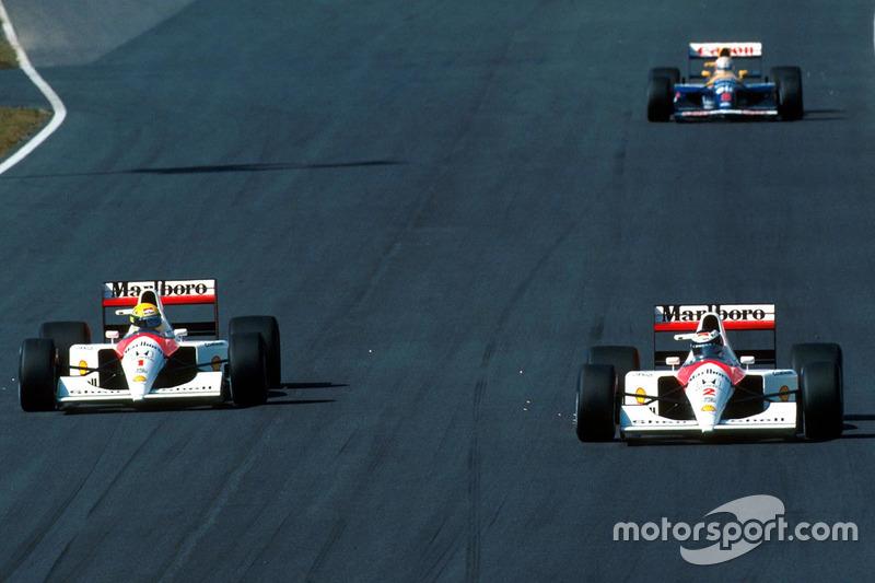 1991. McLaren MP4/6 Honda