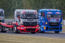 Norbert Kiss, Mercedes-Benz; Rene Reinert, MAN