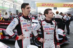 #5 Toyota Racing Toyota TS050 Hybrid: Anthony Davidson, Sébastien Buemi