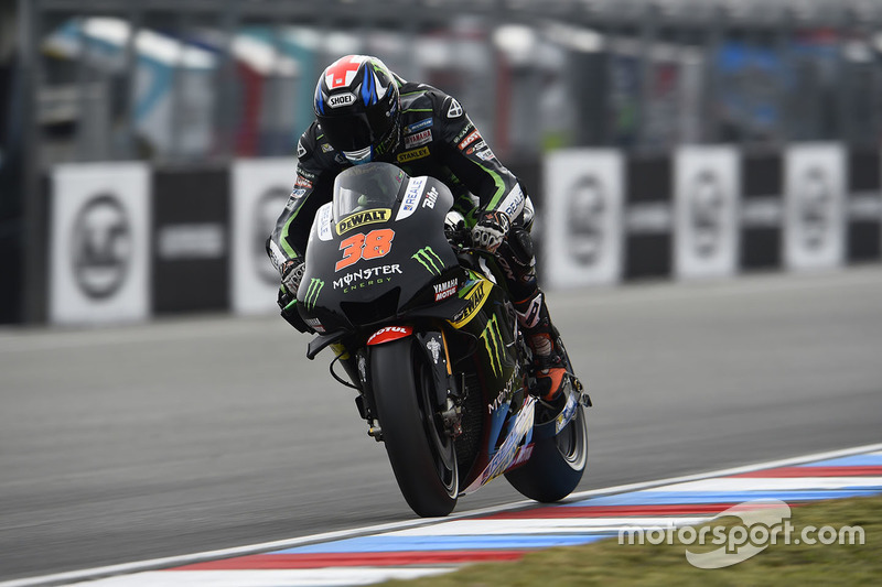 Ausfall: Bradley Smith, Tech 3, Yamaha