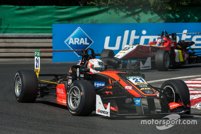 Anthoine Hubert, Van Amersfoort Racing Dallara F312 - Mercedes-Benz
