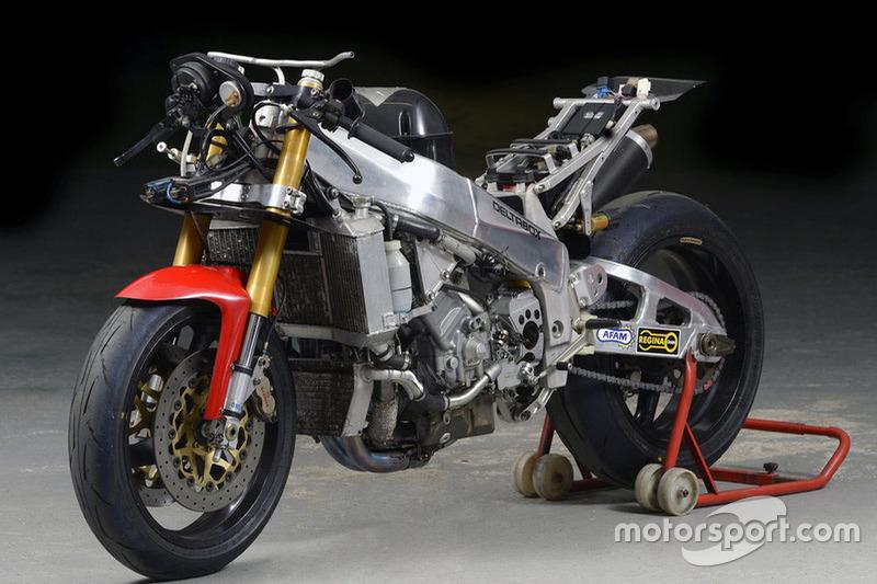 Yamaha OW01 von Fabrizio Pirovano