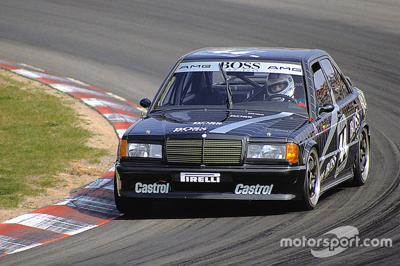 1988: Johnny Cecotto, Mercedes-AMG 190 E