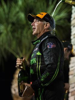Race winner Ed Brown, ESM Racing