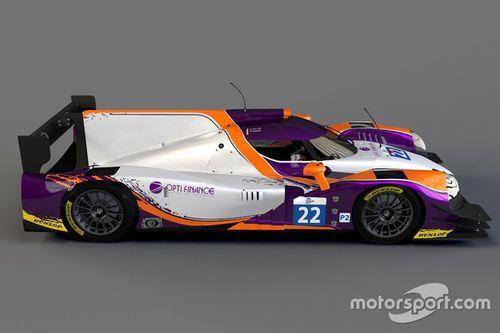 SO 24! by Lombard Racing - Livrea