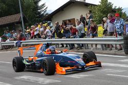 Damien Berney, Formula Master