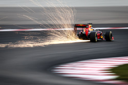 Funken: Daniel Ricciardo, Red Bull Racing RB12