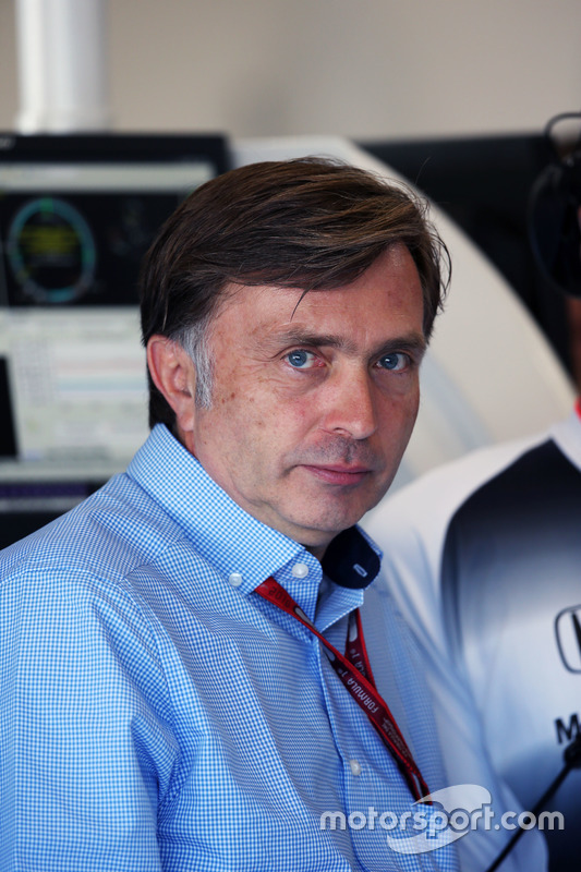 Jost Capito, McLaren