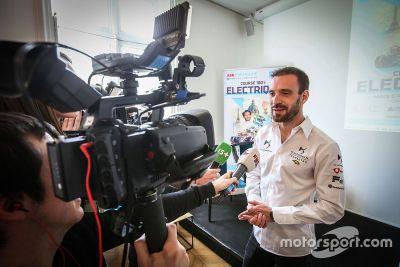Anúncio do ePrix de Paris