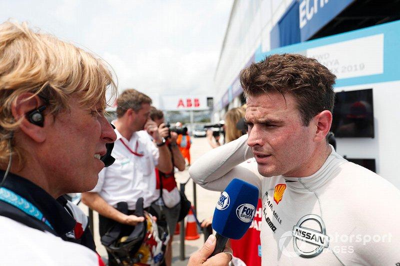 12 место: Оливер Роуленд (Nissan e.Dams) – 27 очков