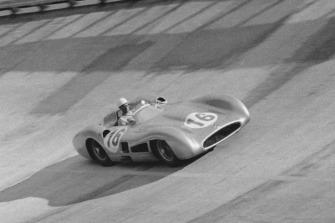 Stirling Moss, Mercedes-Benz W196