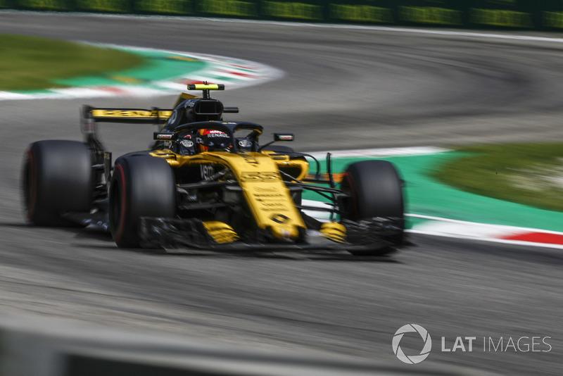 8e : Carlos Sainz (Renault)