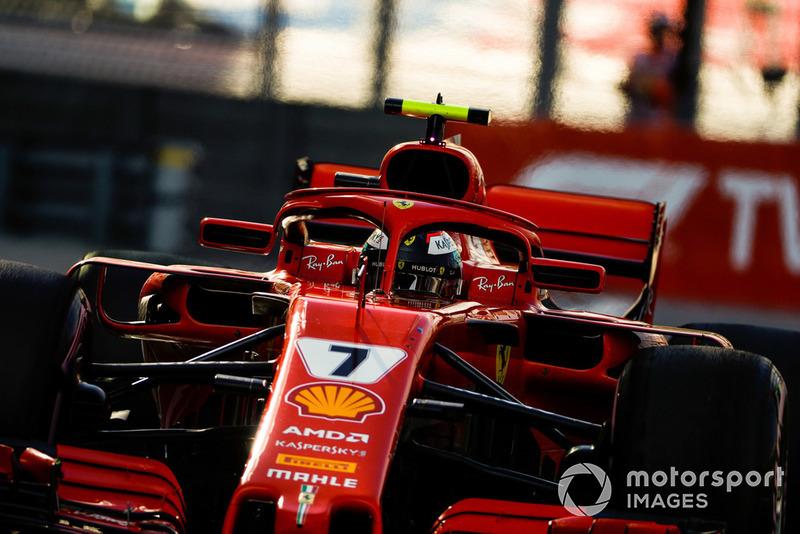 4. Кімі Райкконен, Ferrari — 186