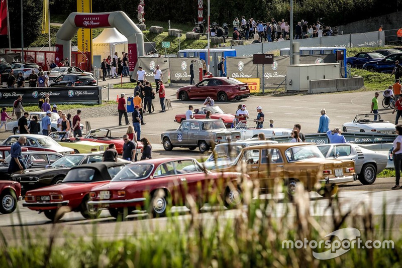 Festa Passione Alfa Romeo
